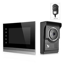 V70KM-L+ Video Doorphone Video Intercom System Monitor and H