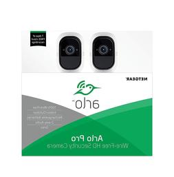 NETGEAR VMS4230100NAS Arlo Pro Smart Security System with 2