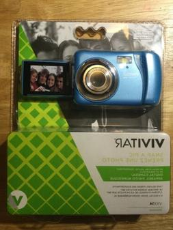 Vivitar VXX14 Snap A Pic Digital 20 Mega Pixel HD Camera BLU