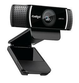 Webcam 1080p HD Camera Pro Quality Video Stream USB Port Twi