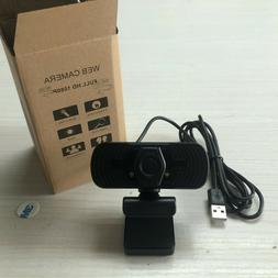 Webcam Auto Focusing Web Camera 1080P HD Cam Microphone For