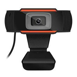 Bangcool Video Webcam High Definition Microphone Webcam USB