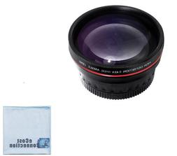 67mm Wide Angle Lens For Canon EF-S 18-135mm f/3.5-5.6 IS Le