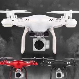 Wide Angle Lens HD Camera Quadcopter RC 2.4GHz Drone WiFi FP