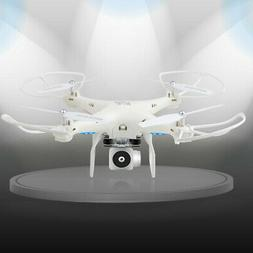 Wide Angle Lens HD Camera Quadcopter RC Drone 2.4GHz WiFi FP