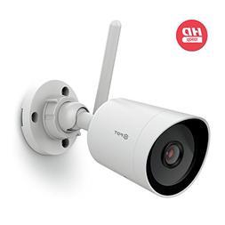 FDT 1080P HD WiFi Bullet IP Camera  Outdoor Wireless Securit