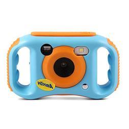 AMKOV Kids Digital Video Camera WiFi Connection Max. 5 Mega