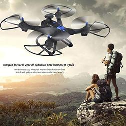 Bangcool WiFi Drone with 2MP HD Camera GPS Brushless Quadcop