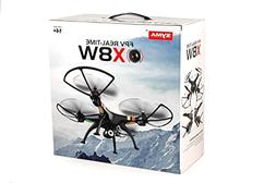 Wifi FPV Real-Time Syma X8w RC Quadcopter Drone 2.4G Helicop