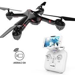 DROCON Drone for Beginners X708W Wi-Fi FPV Training Quadcopt