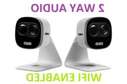 Lorex WIFI HD Home Security Camera 2 Way Audio 2YR WARRNTY -