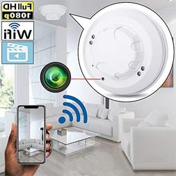 wifi ip mini smoke detector