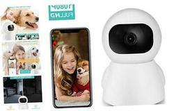 Wireless Security Cameras 1080P HD WiFi Pet Camera, Home Ind