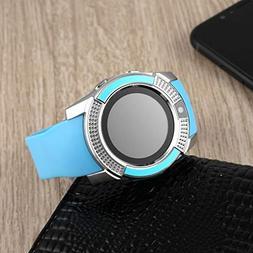 Bangcool Wireless Smart Watch Phone Touch Bluetooth Wrist Wa