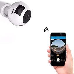AIHOME 960P Wireless WiFi Cameras for Home Security with 2 W