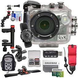 Intova X4K Marine Grade Wi-Fi 4K HD Action Camera Camcorder