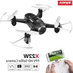 Original Syma X8SW RC Drone With Wifi Camera FPV APP Control
