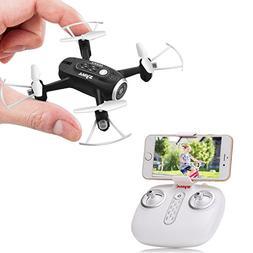 SYMA X22W Drone with Camera Live Video FPV Nano Pocket Mini