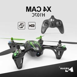 Hubsan H107C X4 2.4G Mini Pocket RC Quadcopter Drone W/ 720P