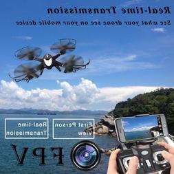 MJX X401H RC Drone FPV HD Camera WIFI App Remote Altitude Ho