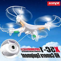 Syma X5C-1 Explorers 2.4G RC Quadcopter 6-Axis-Gyro FPV Dron