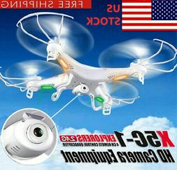 X5C-1 Explorers 2.4Ghz 4CH 6-Axis Gyro RC Quadcopter Drone w