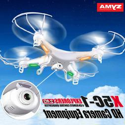 Syma X5C-1 Explorers RC Quadcopter Drone with HD Camera 2.4G