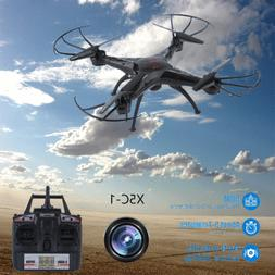 X5C-1 RC Quadcopter Drone with HD Camera and Headless Mode 6