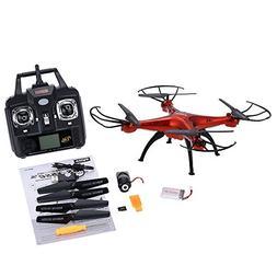 SYMA X5SC Drone with HD Camera 2.0MP 2.4Ghz 4CH 6-Axis Gyro