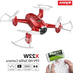Syma X22W 2.4Ghz 4CH 6-Axis Gyro RC Quadcopter Drone with HD