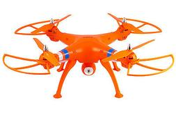 Syma X8W 2.4Ghz 4CH RC Headless FPV  Quadcopter with Wifi Ca