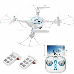 Syma X5UW Wifi FPV RC Quadcopter Drone with 720P HD Camera E