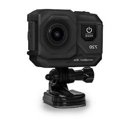 Spypoint Xcel 720 Action Camera, 5MP HD, Black