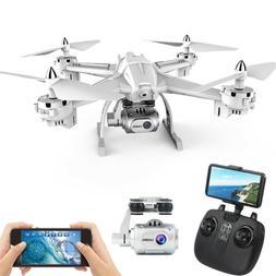 XYCQ Drone 25 Mins Flight Quadcopter 5MP WIFI 1080P Drones w