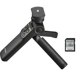 ZV-1 Compact 4K HD Camera With Sony Vlogger Acc Kit Bluetoot
